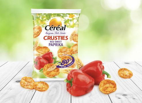 Crusties Red Sweet Paprika -80% vetten