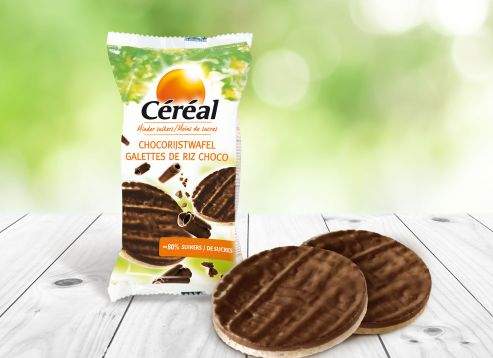 Chocorijstwafels